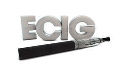 Ecig Stock Photo
