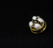 Ecigarette RDA. Rebuildable Dripping Atomizers RDA Vape Stock Images