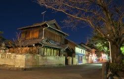 Ecke in Japan Lizenzfreies Stockfoto