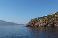 Ecke von Insel Lizenzfreie Stockfotos