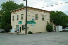 Eckladen, Windermere B.C. Canada Lizenzfreies Stockbild