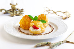 Eclairs Royalty Free Stock Images