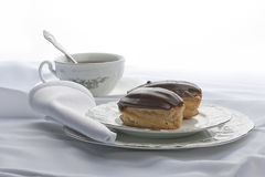 Eclairs Royalty Free Stock Photo