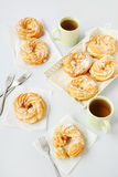 Eclairs Royalty Free Stock Photography