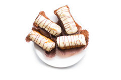 Eclairs, Royalty Free Stock Images