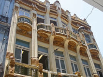 Eclectic building Royalty Free Stock Photos