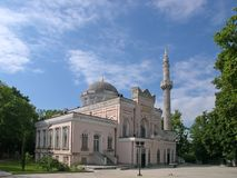 Eclectic Style Mosque Stock Images