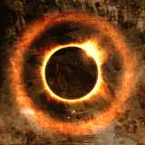 Eclipse Stock Image