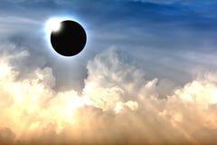 Eclipse Imagen de archivo libre de regalías