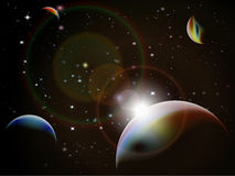 Eclipse 4 Royalty Free Stock Images