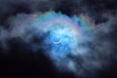 eclipse Imagem de Stock Royalty Free