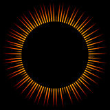 eclipse imagens de stock