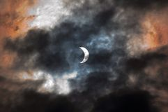 Eclipse Royalty Free Stock Photos
