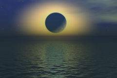 Eclipse Royalty Free Stock Image