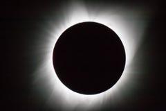 Eclipse 2017 Fotos de Stock