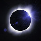 Eclipse de Sun Fotos de Stock Royalty Free