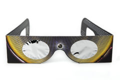 Eclipse glasses Royalty Free Stock Images