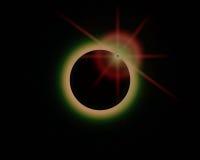 Eclipse. Stock Photos