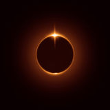 Eclipse Stock Image
