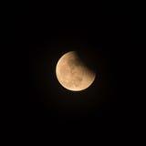Eclipse lunar Imagem de Stock Royalty Free