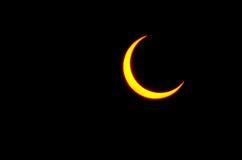 Eclipse solar Fotos de Stock Royalty Free