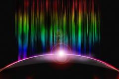 Eclipse solare Immagini Stock Libere da Diritti