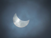 Eclipse of the sun Royalty Free Stock Photo