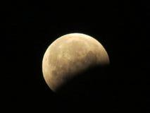 eclissi 2015 Fotografie Stock