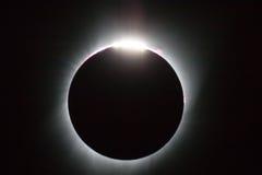 Eclissi 2017 Fotografia Stock