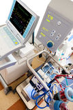 ECMO withiIntra-aortic bal Royalty Free Stock Photos