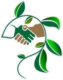 Eco朋友 免版税库存照片