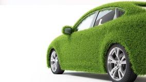 Eco汽车 免版税库存图片