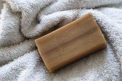 Eco肥皂 免版税图库摄影