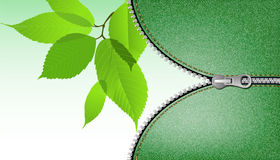 Eco背景 库存图片