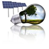 eco能源 免版税库存照片