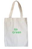 Eco袋子 免版税图库摄影