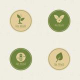 eco许多生态的图象我的投资组合世界 免版税图库摄影