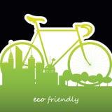 Eco设计 免版税库存照片