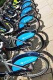 Eco运输 免版税库存照片