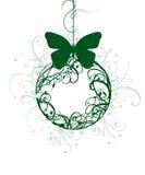 eco рождества шарика Стоковое Фото