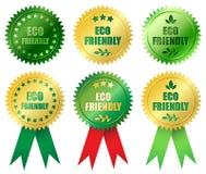 eco содружественное иллюстрация штока