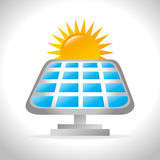Eco绿色能量 免版税图库摄影