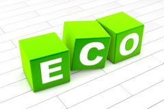 eco stock illustrationer