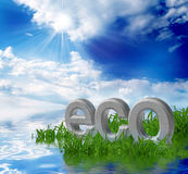 Eco photos stock