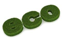 Eco Royalty Free Stock Photos
