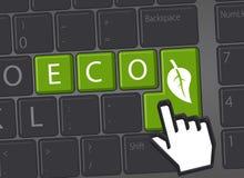 ECO Immagine Stock Libera da Diritti