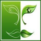 Eco 4 Photo stock
