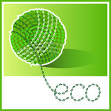Eco 1 Photo stock