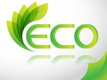 Eco 免版税图库摄影