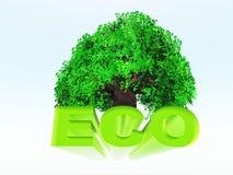 eco Royaltyfri Foto